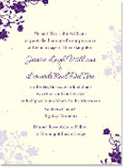 Garden Jewels Invitation
