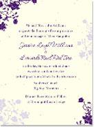 Garden Jewels Invitation