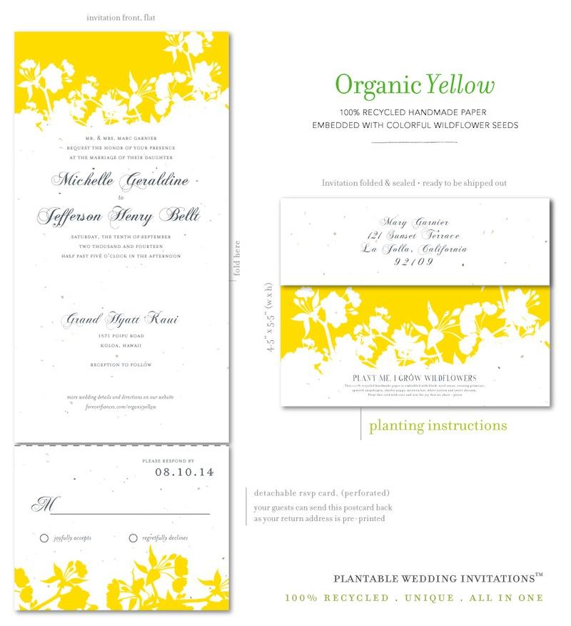 Seeded Wedding Invitations was nice invitation ideas