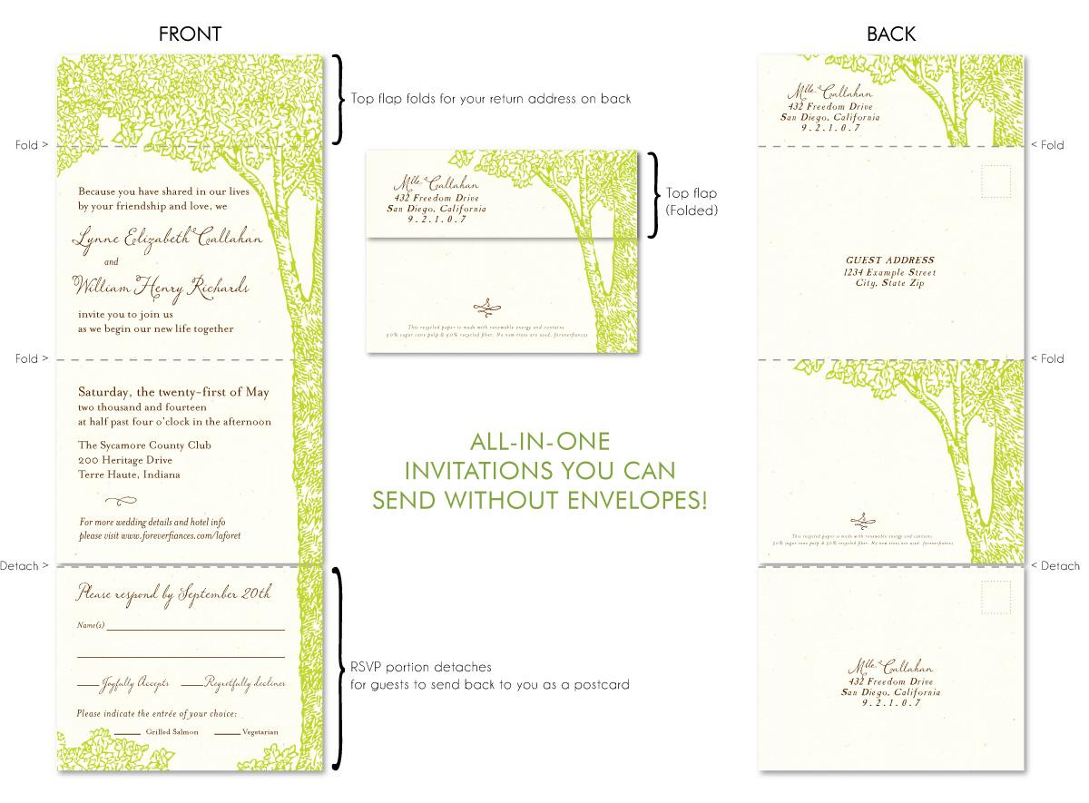 unique gala invitations