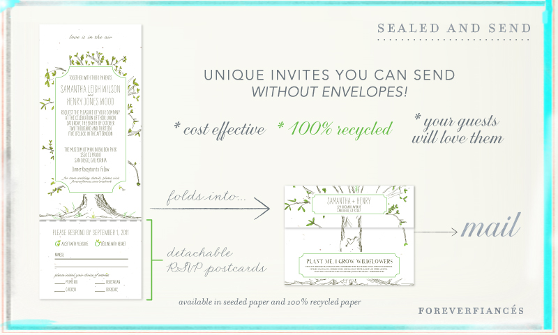 send n seal invitations