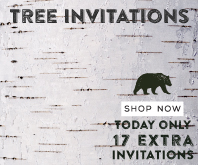 Tree Wedding Invitations