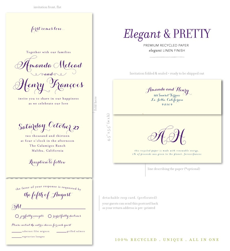Send n Sealed Wedding Invitations