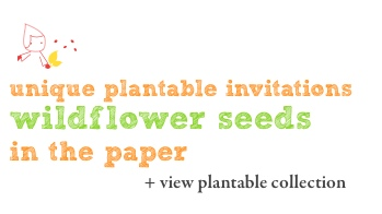 The greenest invitation