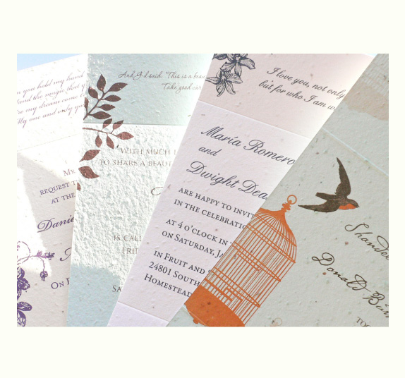 All in One invitations